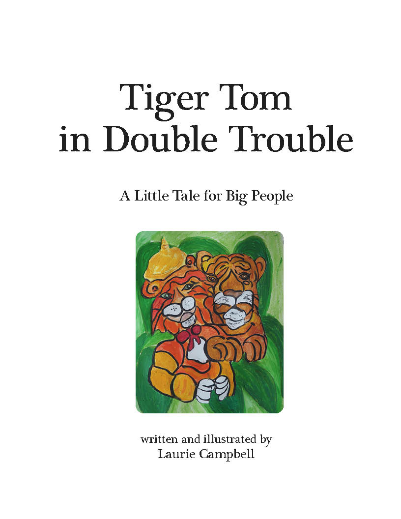 Tiger Tom in Double Trouble
