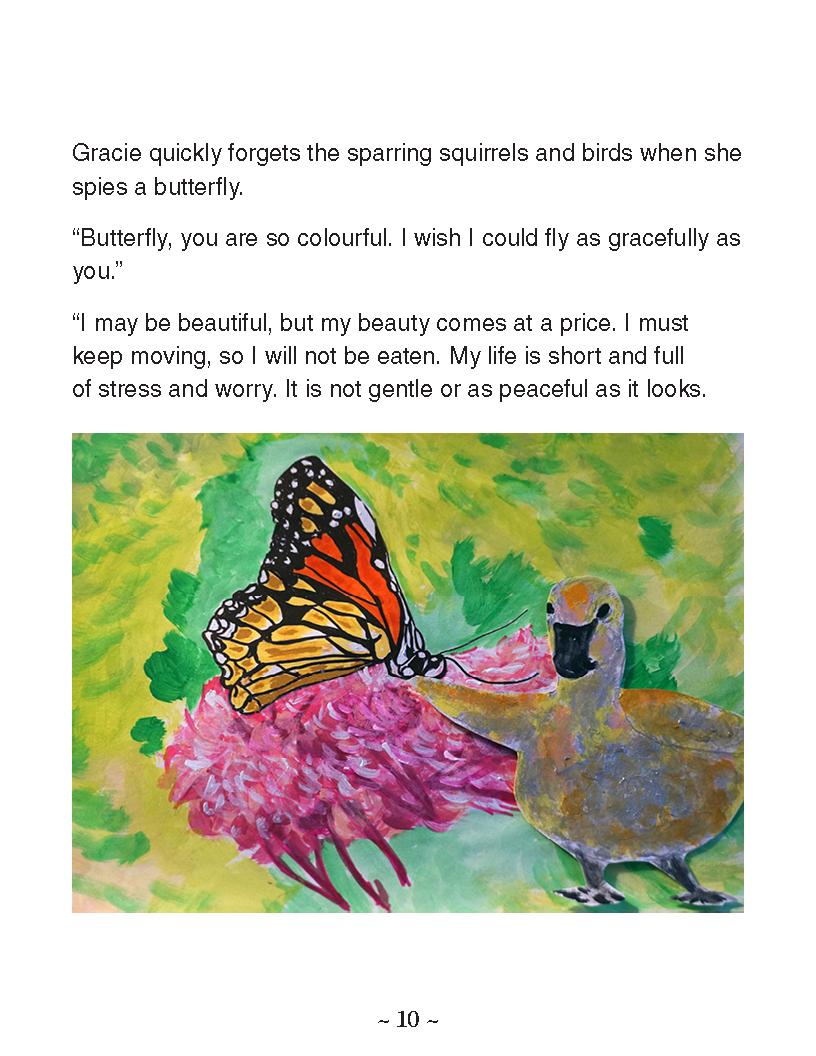 Gracie's Flights of Fancy