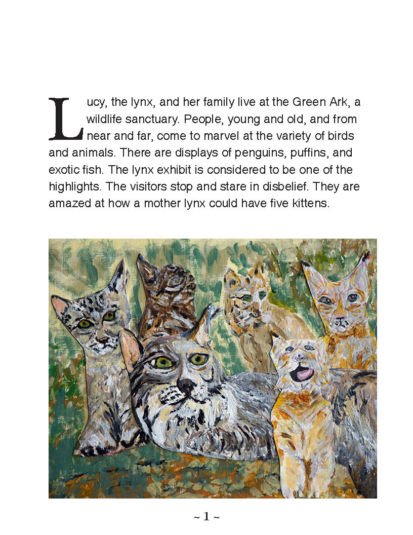 The Adventures of Lucy the Lynx
