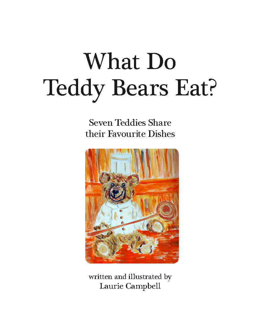 What Do Teddy Bears Eat?