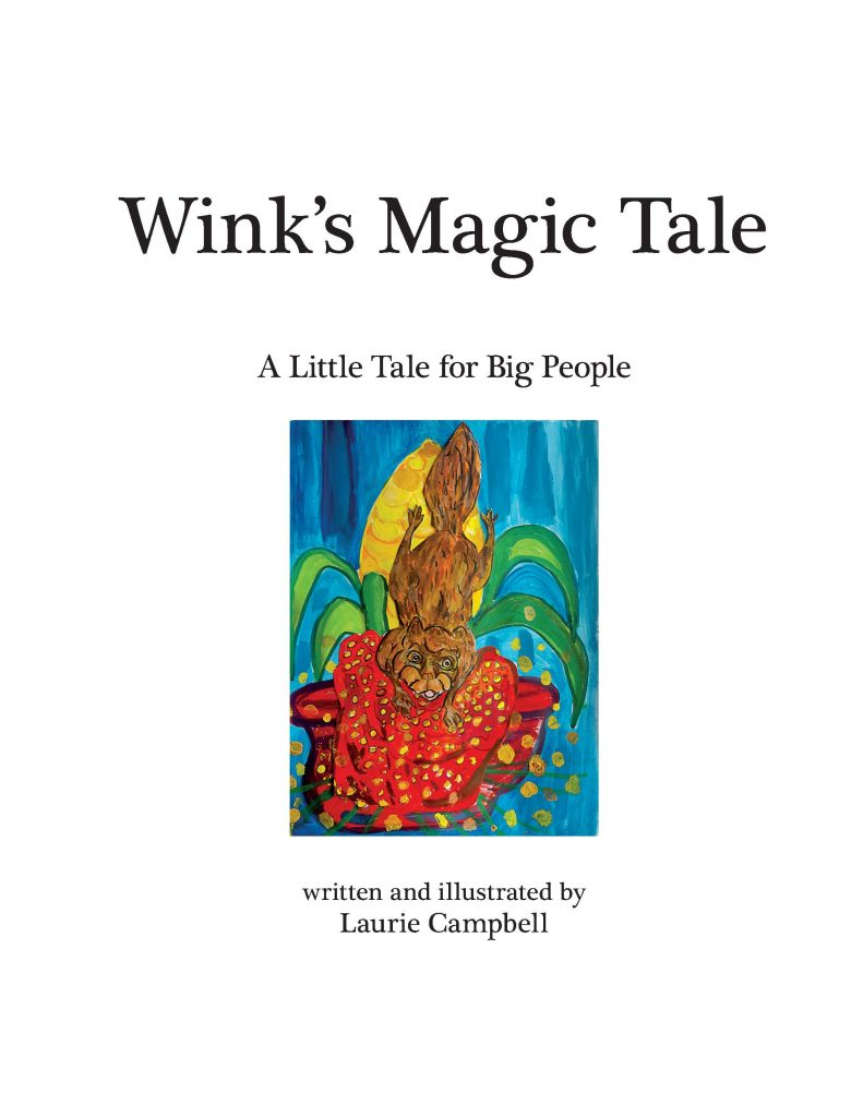 Wink's Magic Tale