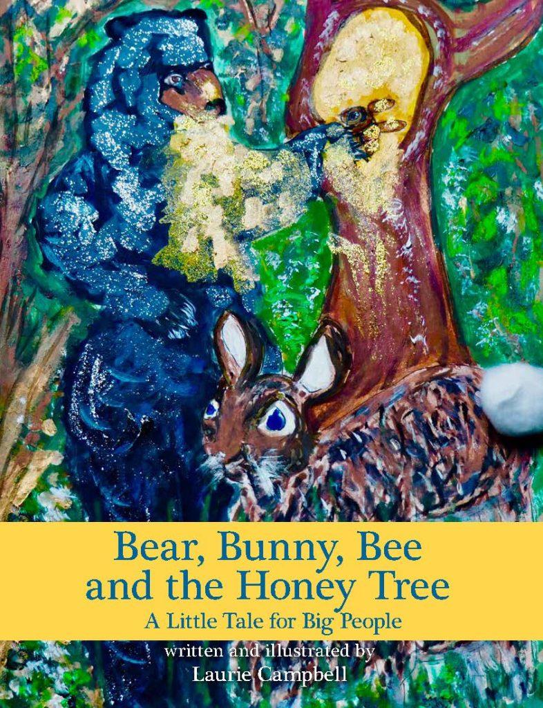cover - Bear Bunny Bee